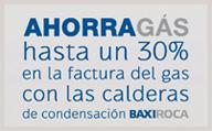Ahorra Gas BaxiRoca