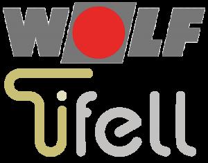 logos wolf y tifell